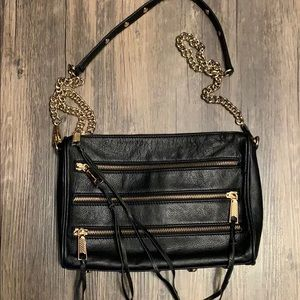 Rebecca Minkoff Zip Full Size Crossbody